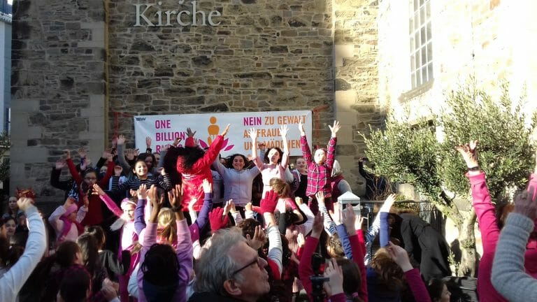 ONE BILLION RISING Wuppertal 2017
